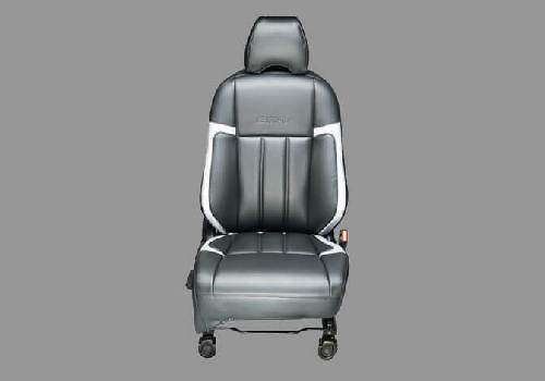 Kit Seat Cover Pvc With Silver Stripes