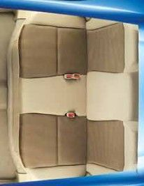 Seat Cover - Fabric