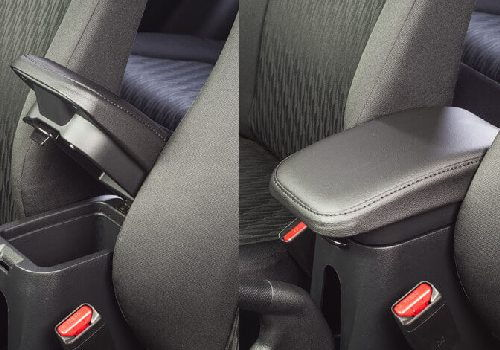 Seat Side Console