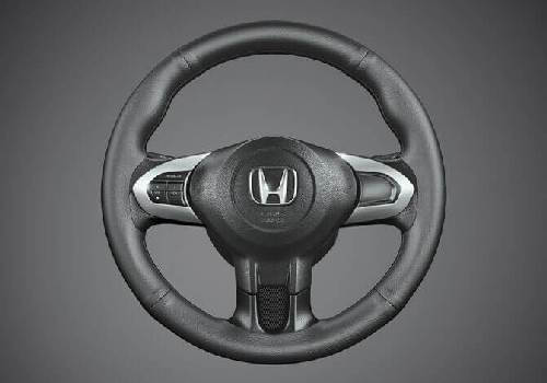 Steering Wheel Cover Plain Black