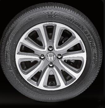 Alloy Wheel - 15 Inch Set of 4