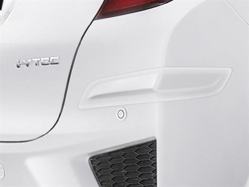 Jazz Rear Bumper Corner Moulding