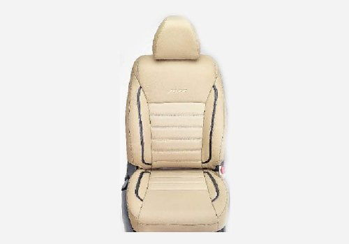 KIT Seat Cover PVC : Horizontal Stitch with Stripes