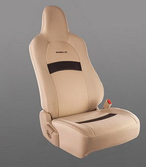 Seat Cover - Fabric Arc