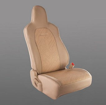 Mobilio Seat Cover - Fabric Graphic