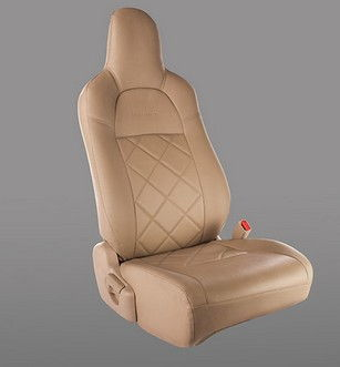 Seat Cover - PVC Cross Check