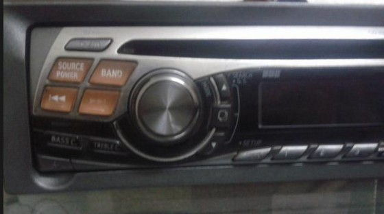 CD Player Graphite Black