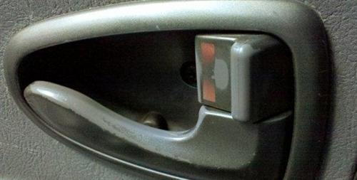 Grip Type Door Handle