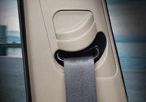 Height adjustable Seat Belt Anchor