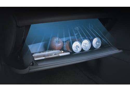 Cooled Glove Box