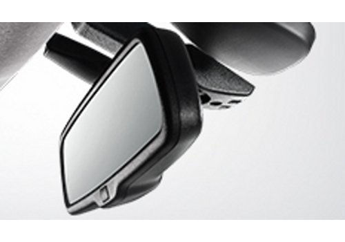 Electronic chrome mirror (ECM)