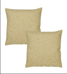 CUSHION PILLOW BEIGE
