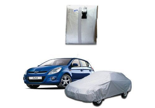 Car Body Cover - Silver