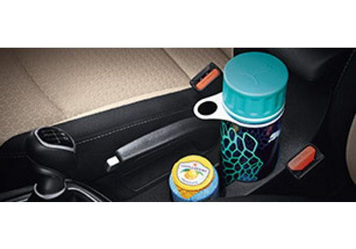 Storage system (cup holder)