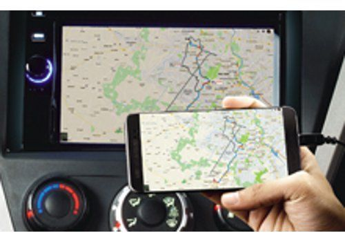6.2 Touchscreen AV with Phone Link