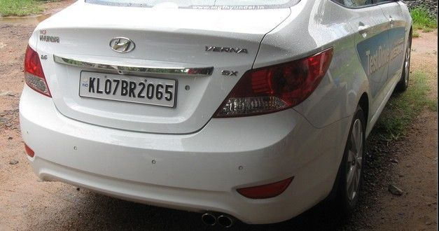 Fluidic Verna  REAR MANUAL CURTAIN