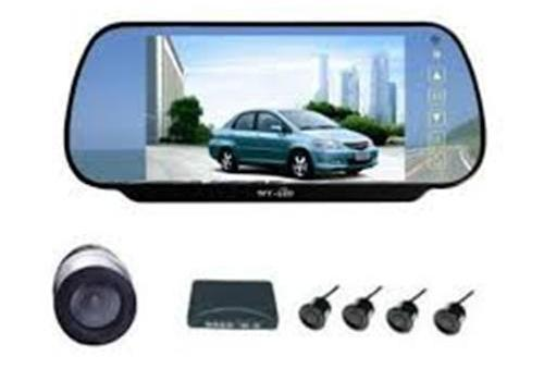 Parking Sensor with Rear View Camera