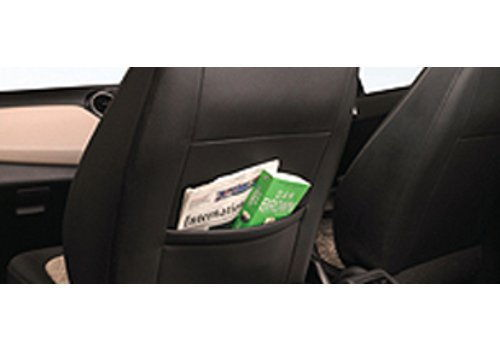 Seat back pockets
