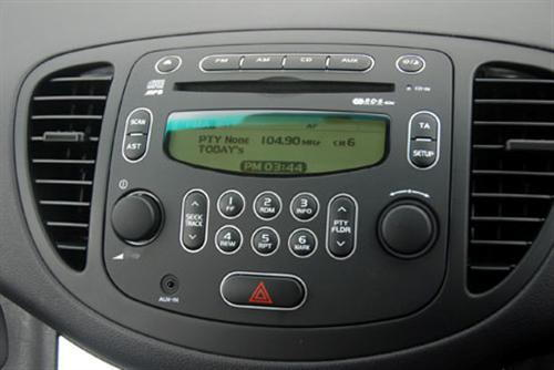 Hyundai Audio Kit