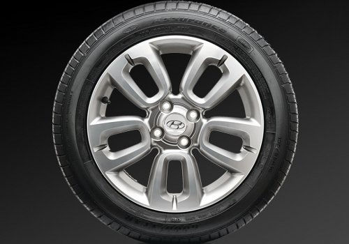 Diamond Cut Alloy Wheels