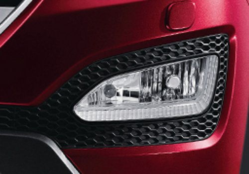 Fog lamps with cornering function