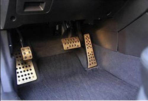 Sporty Pedals