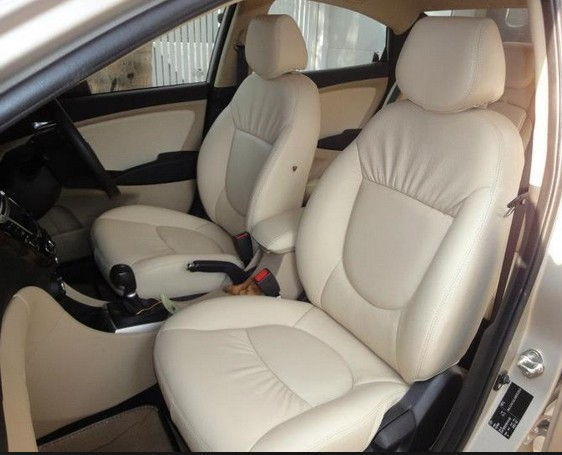 Artificial Leather Seat Cover