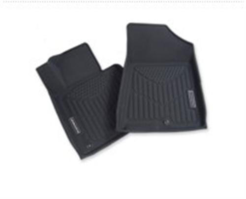 Premium All Weather Floor Liners - Front