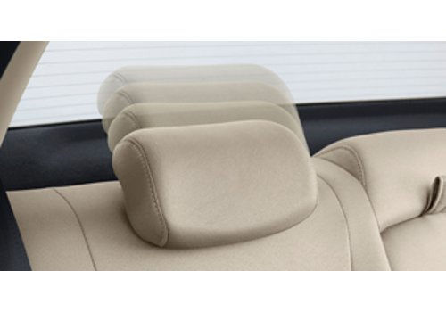 Rear Seat Head Rest
