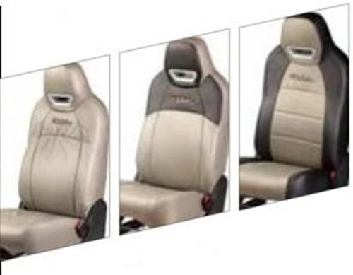 Plush Seat Covers