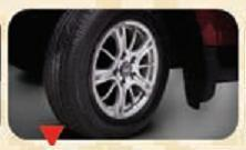 Accented Alloy Wheels