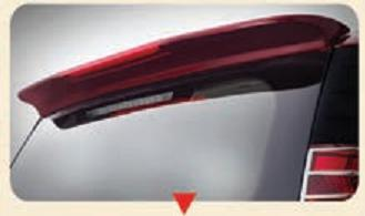 Aerodynamic Roof Spoiler