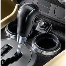 Cupholders front