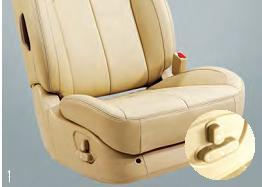 Electrically Adjustable Drivers Seat
