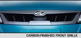 Carbon Finished Front Grille