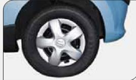 12 Alloy Wheels