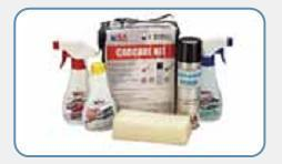 Alto 800  Car Care Kit