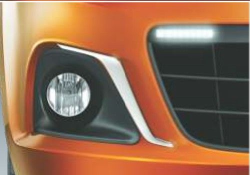Fog Lamp Chrome Garnish