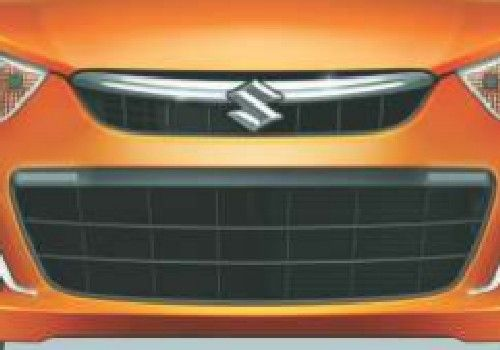 Front Chrome Grill