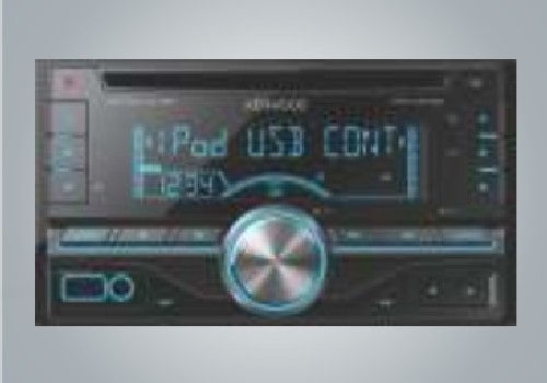 Kenwood Double Din (Cd/Usb/Aux)