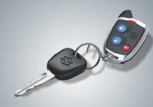 Keyless And Security System (With Shock Sensor)