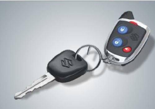 Keyless And Security System (Without Shock Sensor)
