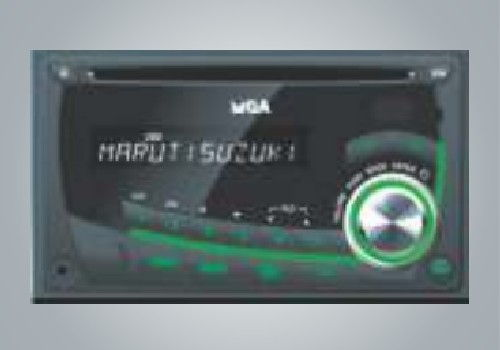 Mga Stereo Double Din (Cd/Usb/Aux)