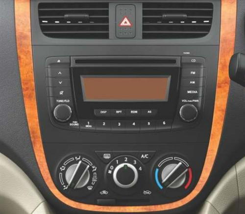 Integrated Stereo with USB Plus AUX