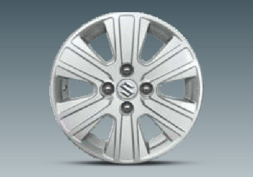 Alloy Wheel - 6 Spokes
