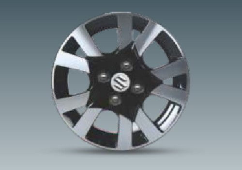 Alloy Wheel Machined - 10 Spokes