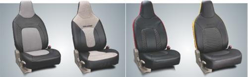 Celerio Diesel Art Leather Seat Cover