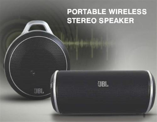 Portable Wireless Stereo Speakers