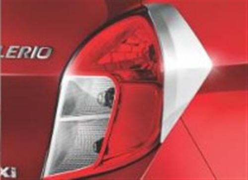 Tail Lamp Chrome Garnish