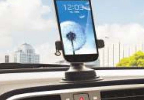 Car Universal Mobile Holder With Charger